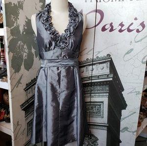 London Times Midi Dress Size 6
